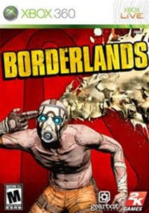 Borderlands - Xbox 360 GameBorderlands - Xbox 360 Game