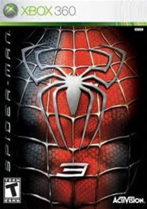 Spider-Man 3 - Xbox 360 Game