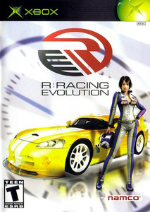 R: Racing Evolution - Xbox Game