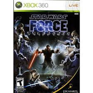 Star Wars The Force Unleashed - Xbox 360 Game