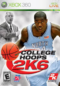 College Hoops 2K6 - Xbox 360 Game