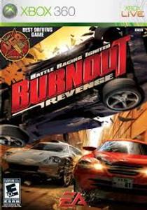Burnout Revenge - Xbox 360 Game