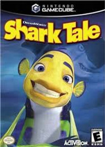 Shark Tale - GameCube Game