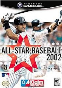 All-Star Baseball 2002 - GameCube Game