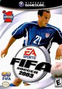 Fifa Soccer 2003 - GameCube Game