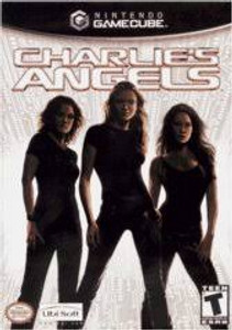Charlie's Angels - GameCube Game