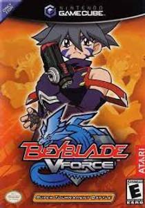 BeyBlade V Force - GameCube Game
