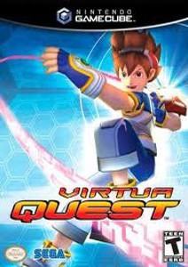 Virtua Quest - GameCube Game