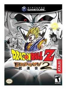 Dragon Ball Z Budokai 2 - GameCube Game