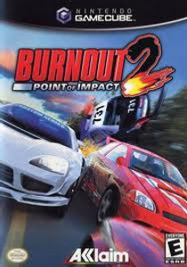 Burnout 2 Point Of Impact - GameCube Game