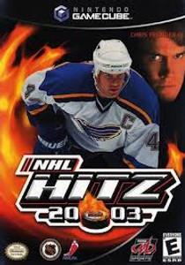 NHL Hitz 2003 - GameCube Game