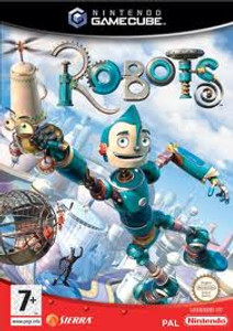 Robots - GameCube Game