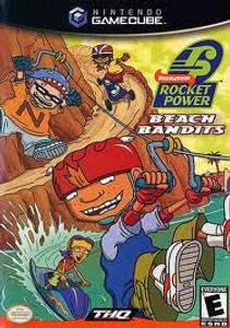 Rocket Power Beach Bandits - GameCube Game