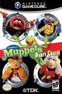Muppets Party Cruise - GameCube Game