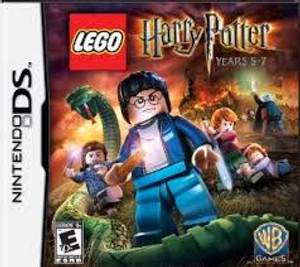 Lego Harry Potter Years 5-7 - DS Game