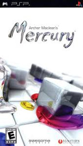 Archer Maclean's Mercury - PSP Game