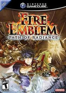 New Fire Emblem Path of Radiance - GameCube Game