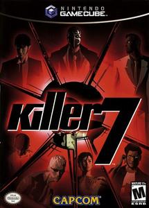 New Killer 7 - GameCube Game