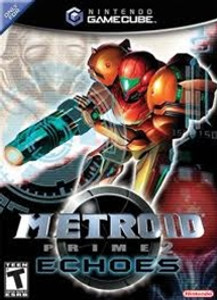 New Metroid Prime 2 Echoes - GameCube Game