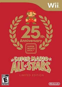Complete Super Mario All-Stars Lim. Ed. - Wii Game