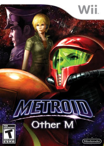 Metroid Other M - Wii Game