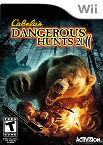 Cabelas Dangerous Hunts 2011 - Wii Game