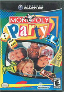 Monopoly Party - GameCube Game