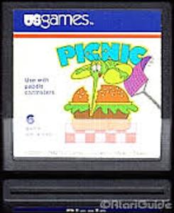 Picnic - Atari 2600 Game