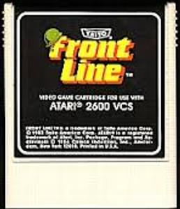 Front Line - Atari 2600 Game