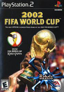 2002 Fifa World Cup - PS2 Game