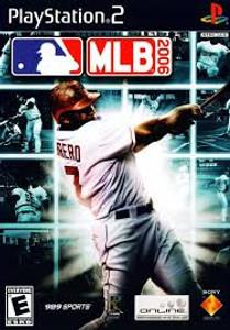 MLB 2006 - PS2 Game