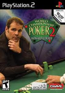 World Championship Poker 2 - PS2 Game