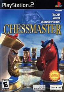 Chessmaster - PS2 Game