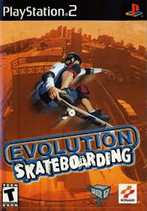 Evolution Skateboarding - PS2 Game