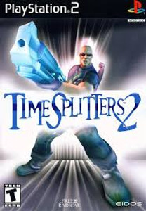 TimeSplitters 2 - PS2 Game