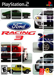 Ford Racing 3 - PS2 Game