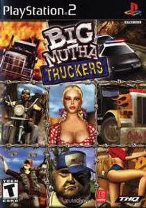 Big Mutha Truckers - PS2 Game