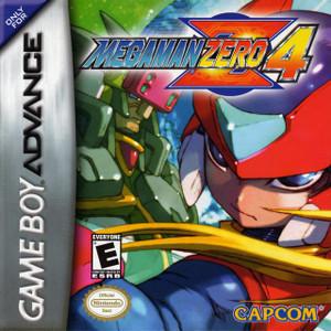 Mega Man Zero 4 GBA GameMega Man Zero 4 - Game Boy Advance