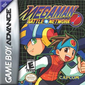 Mega Man Battle Network - Game Boy Advance
