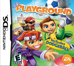 Playground - DS Game