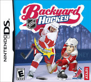 Backyard Hockey - DS Game
