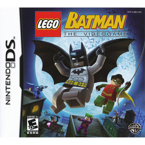 Lego Batman - DS Game