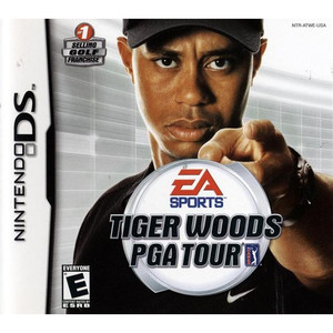 Tiger Woods PGA Tour - DS Game