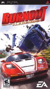 Burnout Legends -  PSP Game