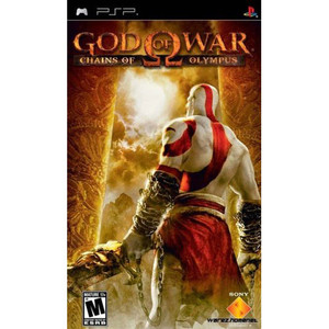 God of War Chains of Olympus - PSP Game