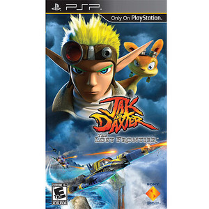 Jak and Daxter Lost Frontier - PSP Game