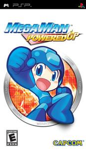 Mega Man Powered Up - PSP Game