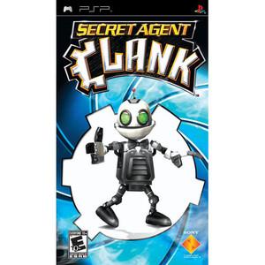 Secret Agent Clank - PSP Game