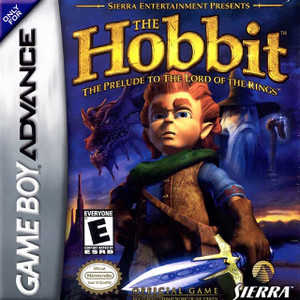 Hobbit, The - Game Boy Advance