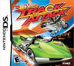 Hot Wheels Track Attack - DS Game